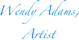 Wendy Adams, Artist - Website